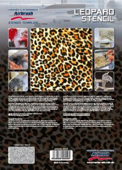 Template - Harder & Steenbeck Airbrush