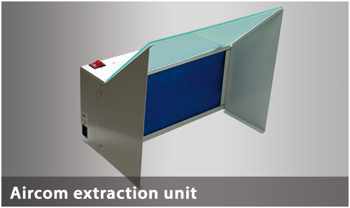 aircom extraction unit
